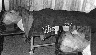 Ted bundy - Execution chaise electrique ...